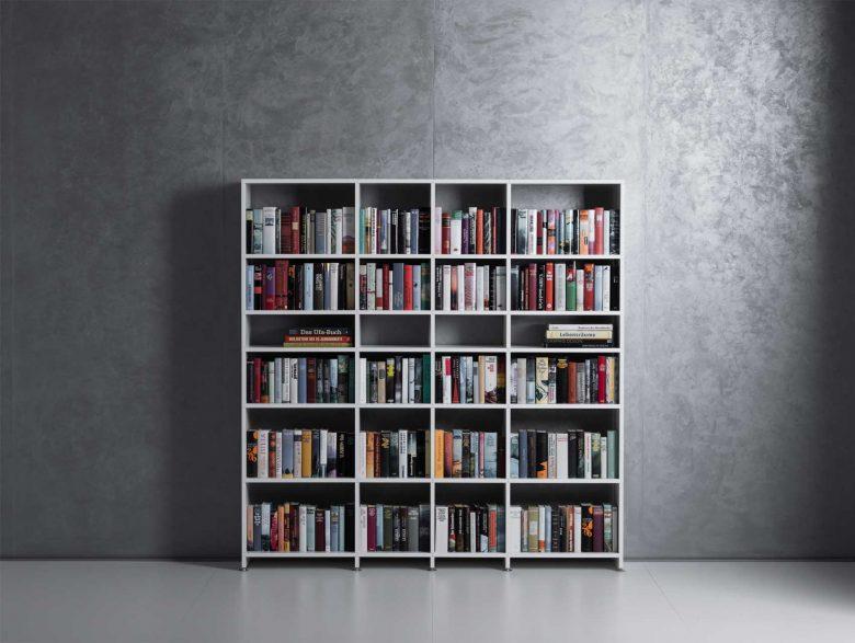 Bücherregal Mocoba modular