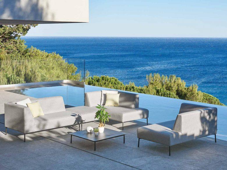 Modulares Loungesofa Outdoor