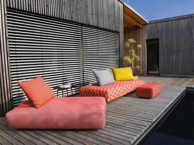 Lounge Outdoor wetterfest
