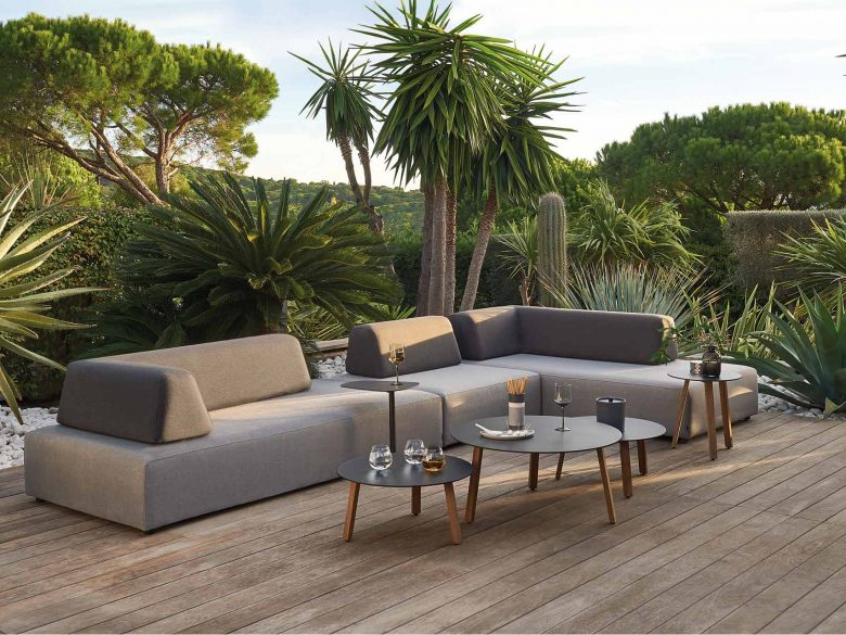 Lounge Sunset Outdoor