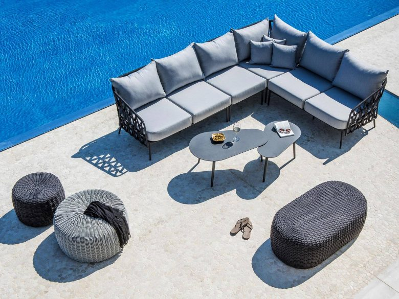 Lounge Palm Modulsystem