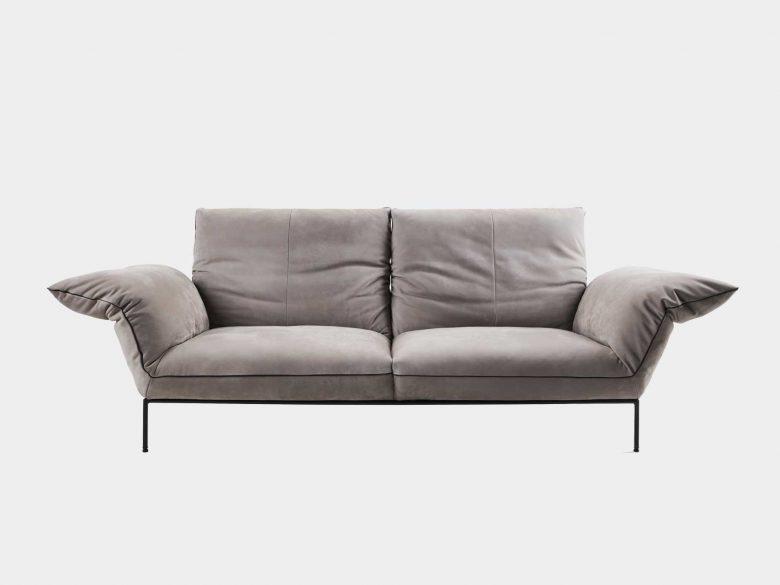 Sofa Polster Aluminium