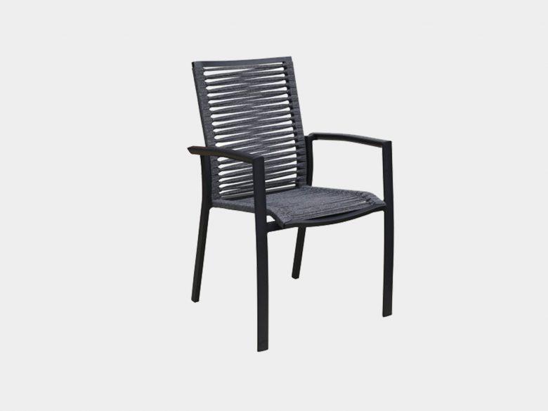 Gartenstuhl Sessel Armlehne