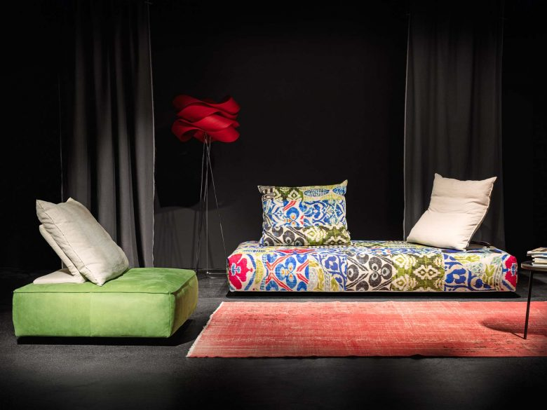 Modulares Sofa Couch