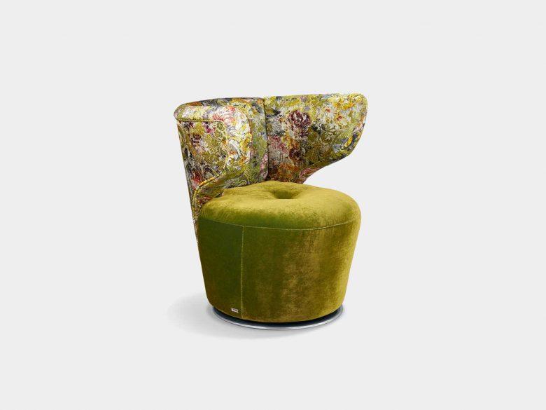 Sessel mehrfarbig Design
