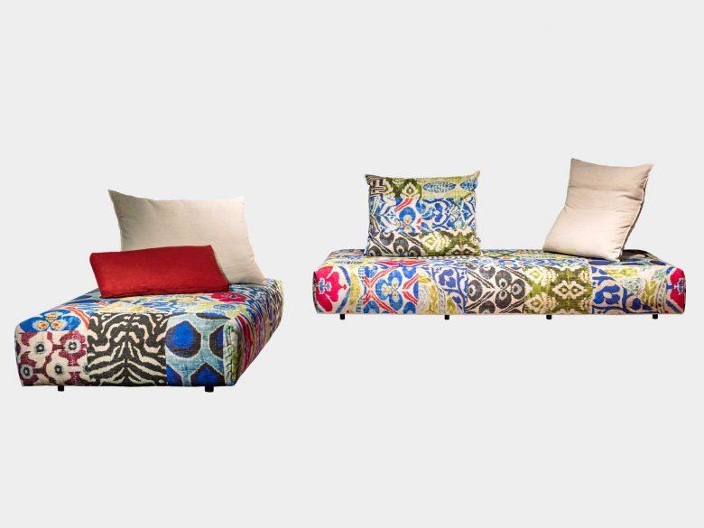 Modulares Sofa Polstersofa