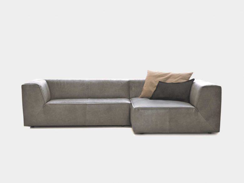 Ledersofa Couch