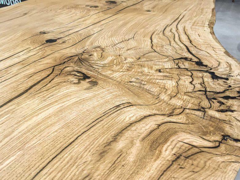 Eiche Unikattisch Massivholz