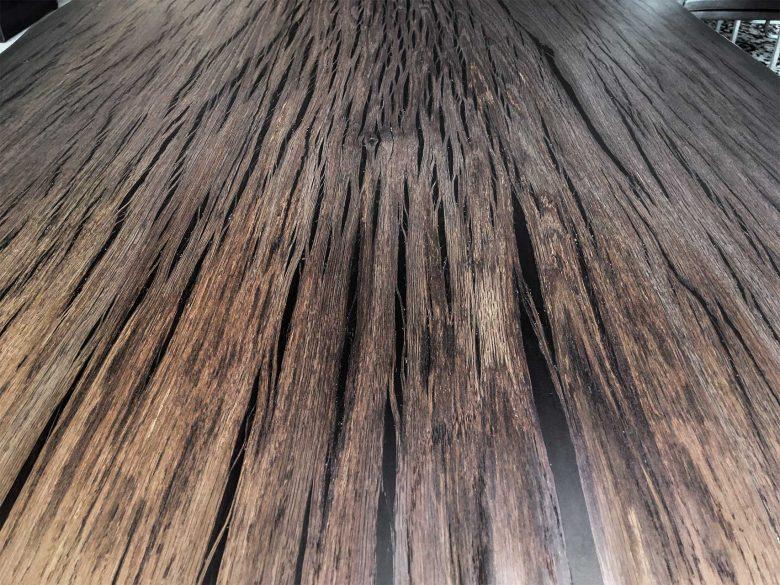 Mooreiche Unikattisch Massivholz